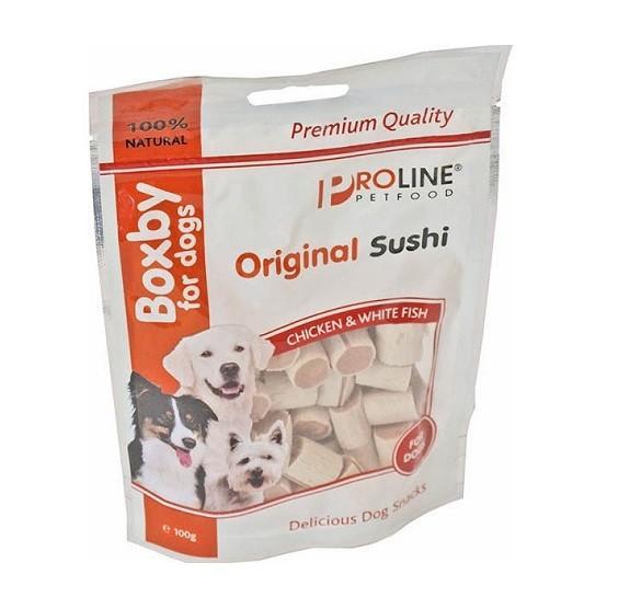 Boxby Original Sushi hondensnack