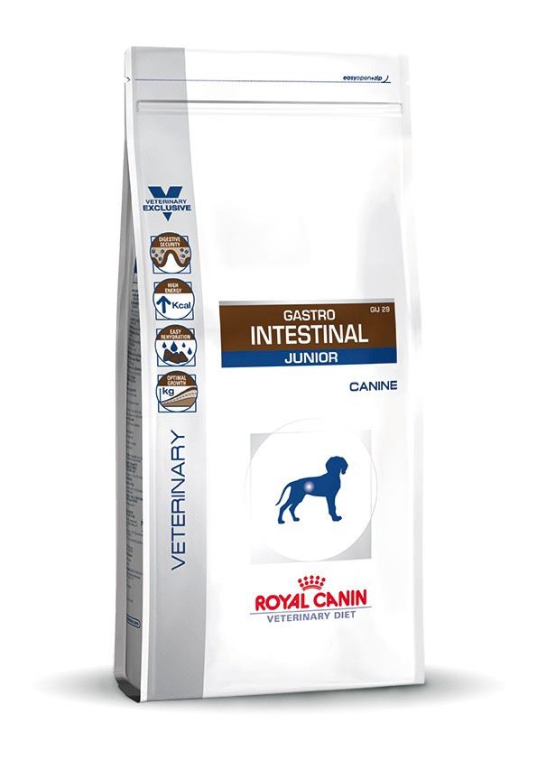 Royal Canin Veterinary Diet Gastro Intestinal Junior hondenvoer