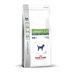 Royal Canin Veterinary Diet Urinary S/O Small Dog hondenvoer 3 x 4 kg