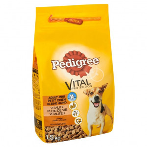 Pedigree Adult Mini Gevogelte hondenvoer