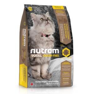 Nutram kattenvoer graanvrij Kalkoen en Kip T22 6,8 kg