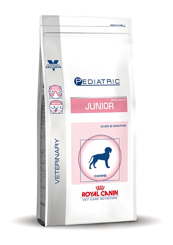 Royal Canin VCN Pediatric Junior Digest & Skin hondenvoer