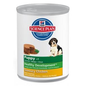 Hill's Puppy Kip (blikvoer) Hondenvoer per blik (OP is OP)