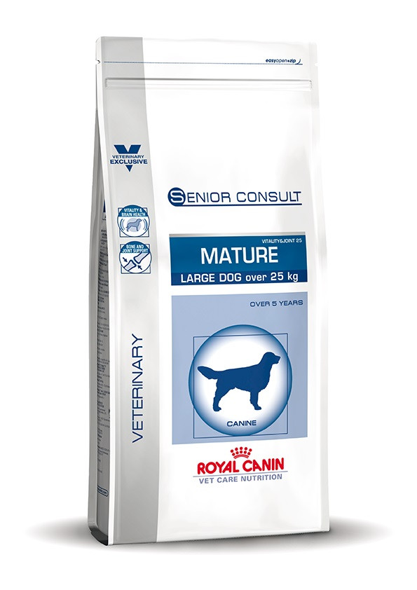 Royal Canin VCN Senior Consult Mature Large Dog hondenvoer