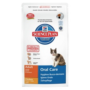 Hill's Oral Care Adult kattenvoer 1.5 kg