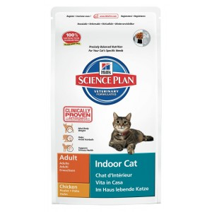 Hill's Science Plan Feline Adult Indoor Cat Chicken 1,5kg