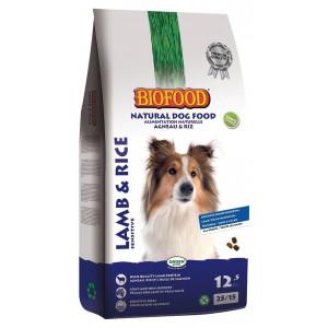 Biofood Lam & Rijst hondenvoer