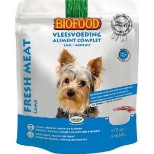 Biofood Vleesvoeding Lam natvoer hond