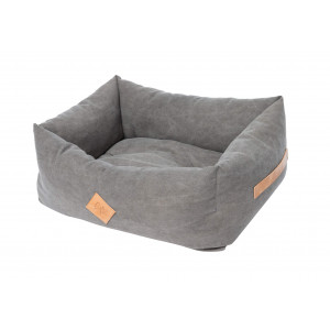 Elba hondenmand grijs 45 x 60 cm