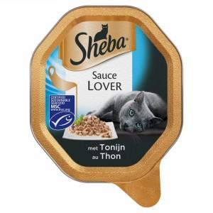 Sheba Sauce Lover met Tonijn Per 22