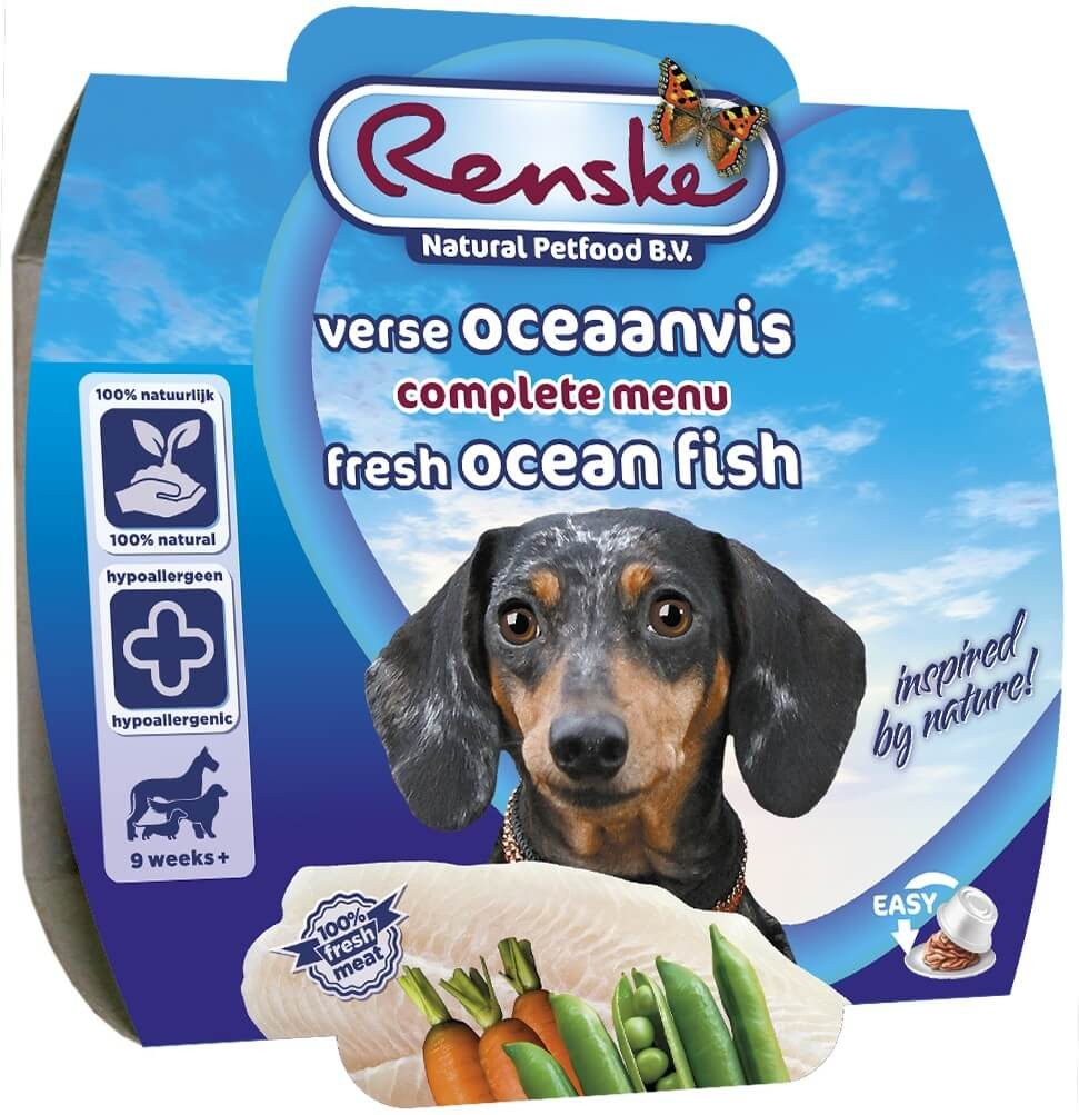 Renske Hond Vers Oceaanvis 100 gram