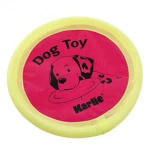Nylon Frisbee voor de hond
