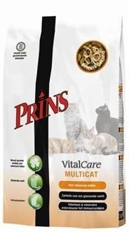 Prins Multicat kattenvoer