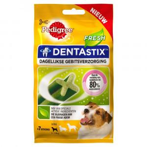 Pedigree Dentastix Fresh Mini hondensnack tot 10 kg 1 x 7 sticks