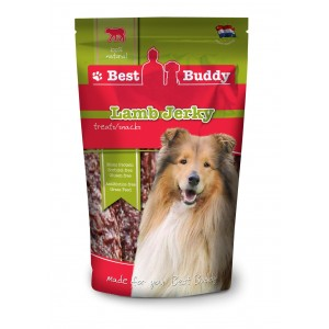 Best Buddy Lamb Jerky hondensnack 2 x 100 gram