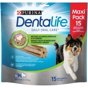 - Purina Dentalife Sticks Medium Maxi Pack 1 x 15 sticks