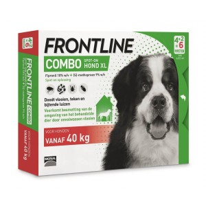 Frontline Combo Spot on Hond XL
