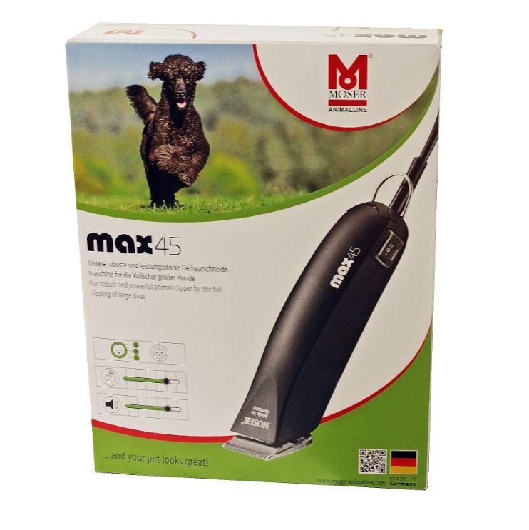 Moser Max Scheerapparaat 45 voor de hond