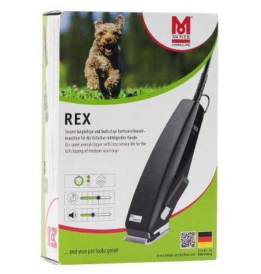 Moser Rex Scheerapparaat 1230 voor de hond