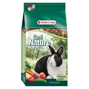 Knaagdier en konijn Voer Versele Laga Cuni Nature konijnenvoer 2,5 kg