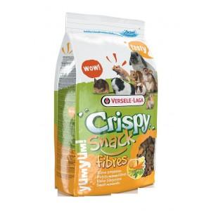 Versele-Laga Crispy Snack Fibres voor kleine zoogdieren