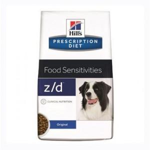 Hill's Prescription Diet Z/D Skin/Food Sensitivities hondenvoer