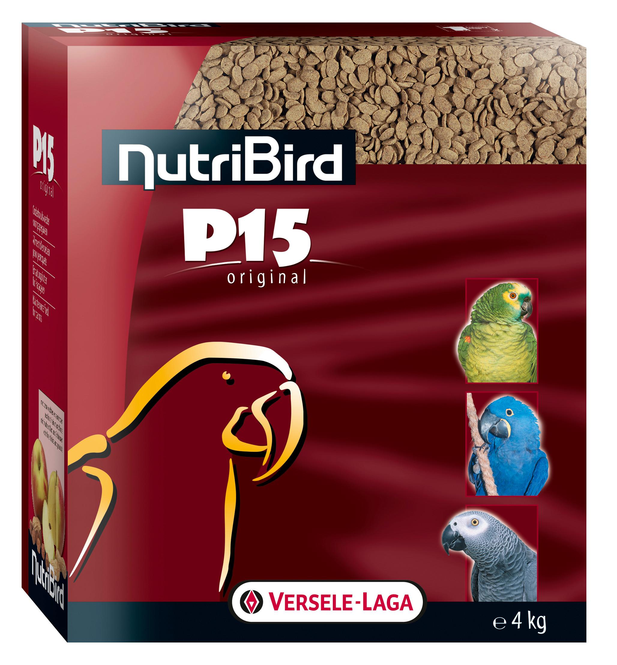 Nutribird P15 Original papegaaienvoer