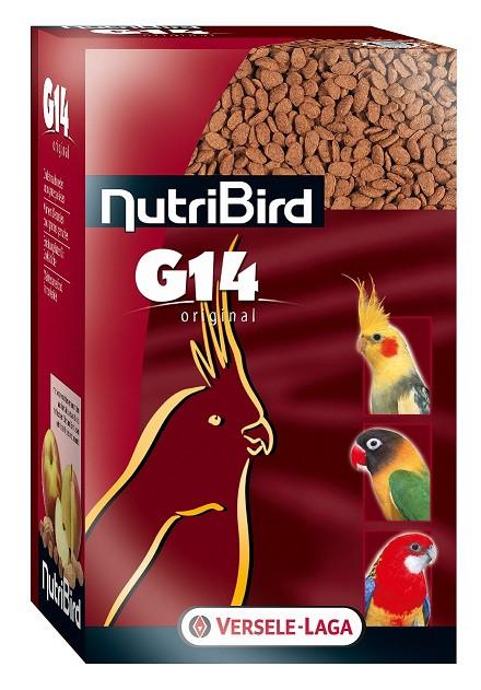 Nutribird G14 Original Grote parkietenvoer
