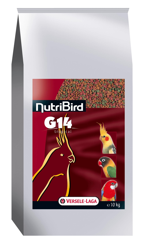 Nutribird G14 Tropical grote parkietenvoer