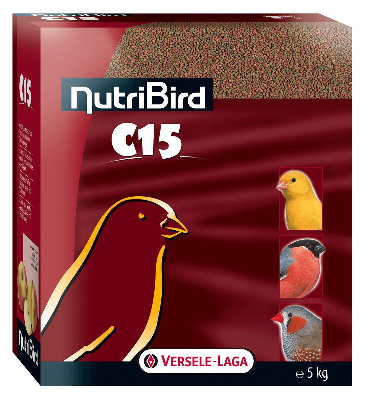 Nutribird C15 kanaries en exoten