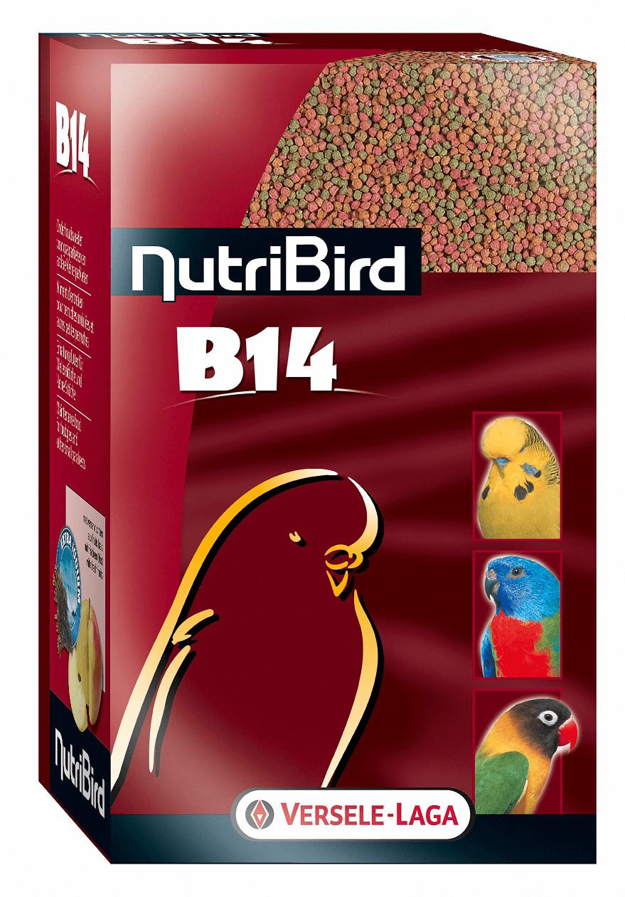 Nutribird B14 kleine parkieten