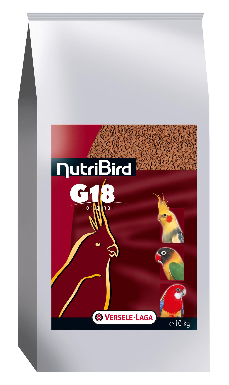Nutribird G18 original kweek grote parkieten