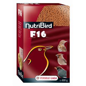 Nutribird F16 vruchten- en insectenetende vogels