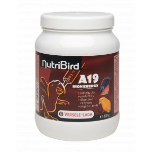Nutribird a19 high energy babyvogels