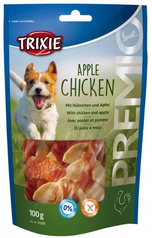 Premio Apple Chicken hondensnack