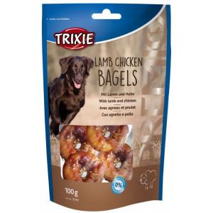 Premio Lamb Chicken Bagels hondensnack Per 3 verpakkingen Trixie Hondennacks Koekjes