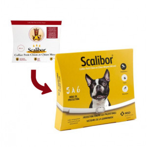Scalibor Protectorband Small/Medium hond