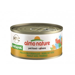 Almo Nature HFC Natural Kip en Kaas 70 gr