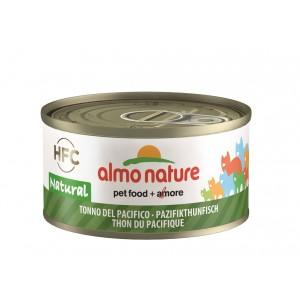 Almo Nature Natural Tonijn uit de Stille Oceaan 70 gr