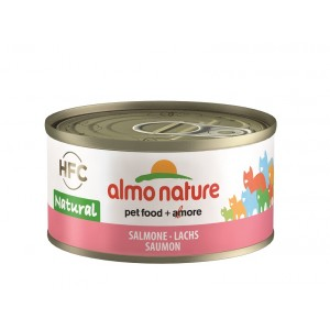 Almo Nature HFC Jelly Zalm 70 gr