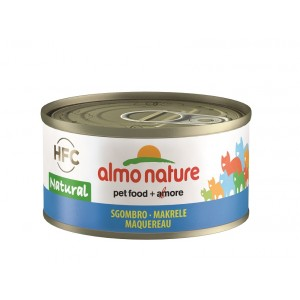 Almo Nature HFC Natural Makreel 70 gr Per 24 Almo Nature Kopen