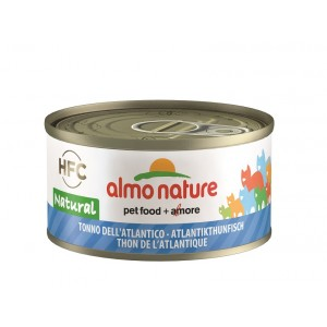 Almo Nature HFC Natural Atlantische Tonijn 70 gr