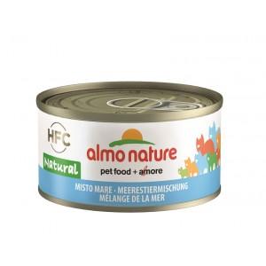 Almo Nature HFC Natural Gemengde Zeevis 70 gr