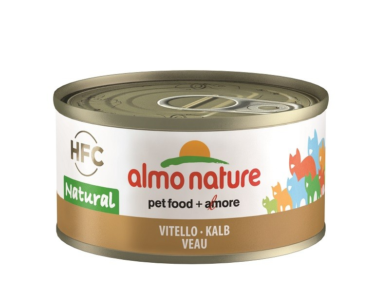 Almo Nature HFC Natural Kalf 70 gr