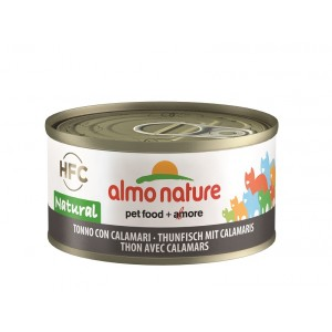 Almo Nature HFC Natural Tonijn met Inktvis 70 gr Per 12 Almo Nature Beste koop