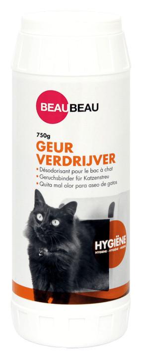 Beau Beau Kattenbak Geurverdrijver