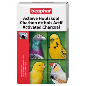 Beaphar Actieve Houtskool voor vogels