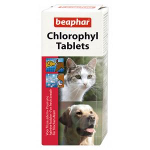 Beaphar Chlorophyl Tabletten voor hond en kat