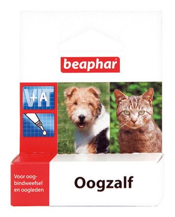 Beaphar Oogzalf voor hond en kat