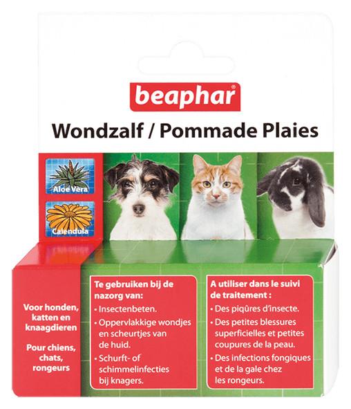 Beaphar Wondzalf voor de hond kat en knaagdier